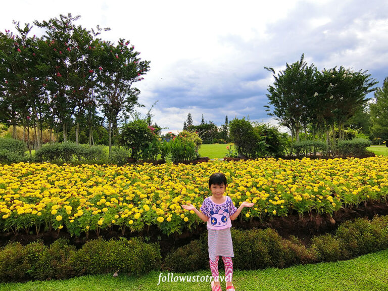 putrajaya 公园 taman saujana hijau