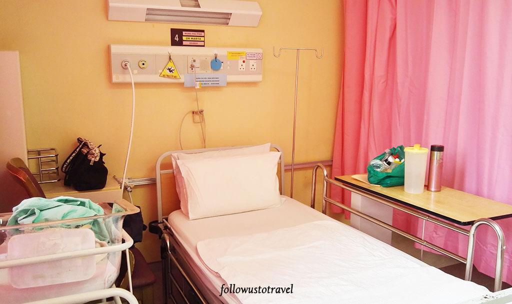 hospital putrajaya ward