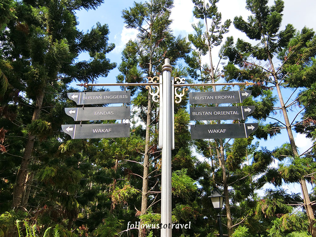 taman saujana hijau park