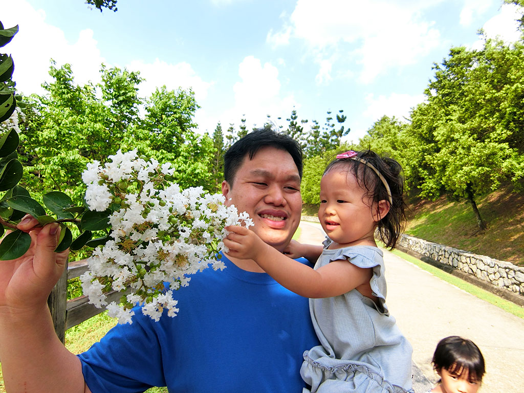 taman saujana hijau putrajaya 公园